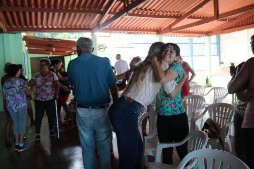 CONFRATERNIZAÇÃO DO GRUPO COLUNA