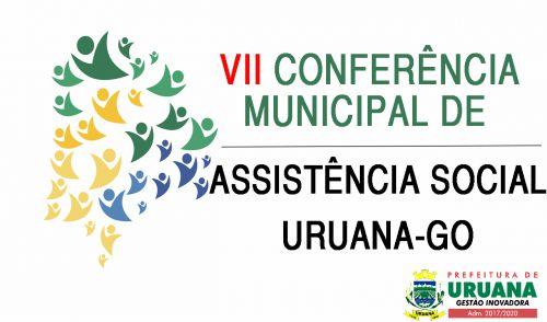 PREFEITURA PROMOVE A 7ª CONFERÊNCIA MUNICIPAL DE ASSISTÊNCIA SOCIAL