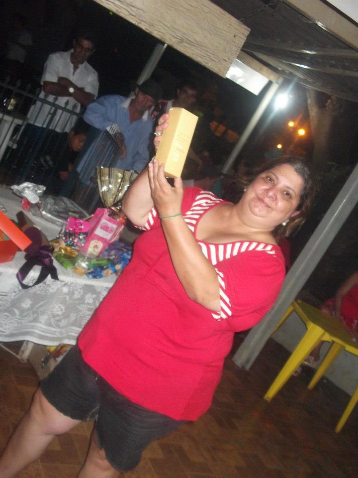 Marcia Regina Galvan, servidora municipal