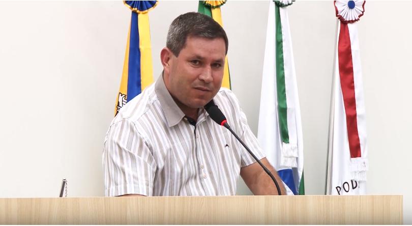VEREADOR DESTACOU A POUCA PARTICIPAÇÃO DA POPULAÇÃO NA AUDIÊNCIA PÚBLICA SOBRE O ORÇAMENTO 2018 A 2021 DO MUNICIPIO