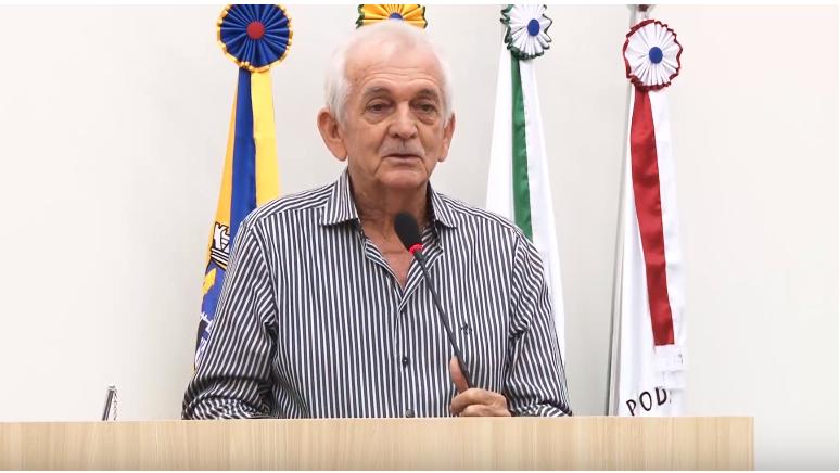 OSVALDINO DA SILVEIRA DESTACA A NECESSIDADE DE INDUSTRIALIZAÇÃO EM NOSSO MUNICÍPIO PARA GERAÇÃO DE RENDA E EMPREGO