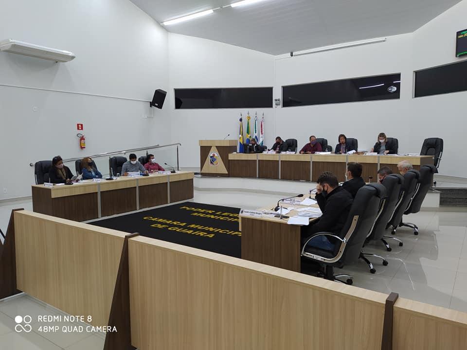SAIBA COMO FOI A 7ª SESSÃO EXTRAORDINÁRIA