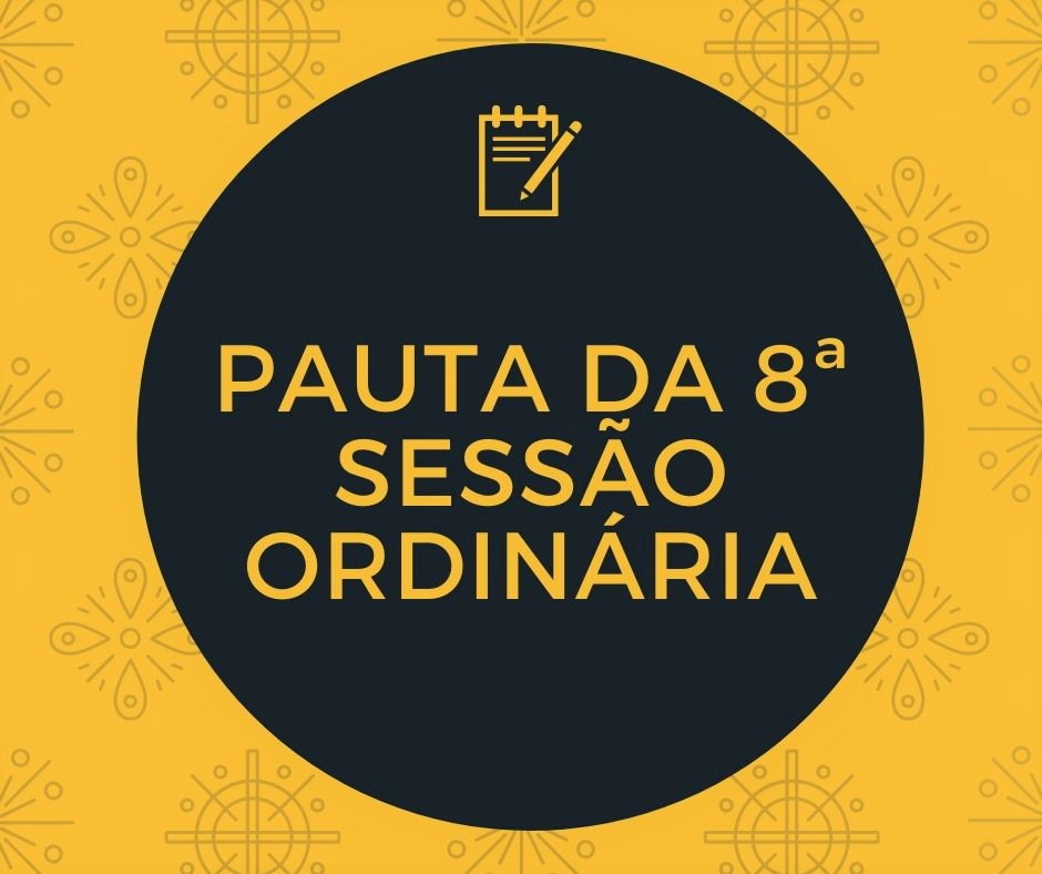 SESSÃO ACONTECERÁ EM TEMPO NORMAL, SÓ QUE AINDA FECHADA AO PÚBLICO