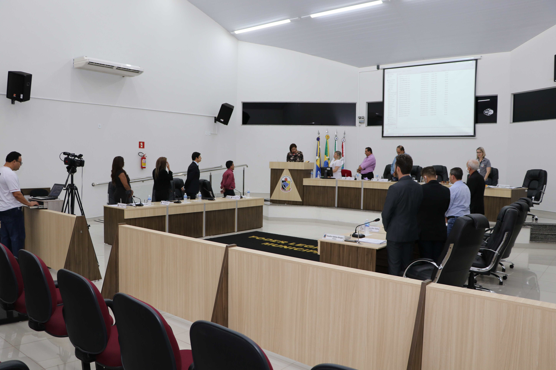 SAIBA O QUE FOI VOTADO NA 8ª SESSÃO ORDINÁRIA