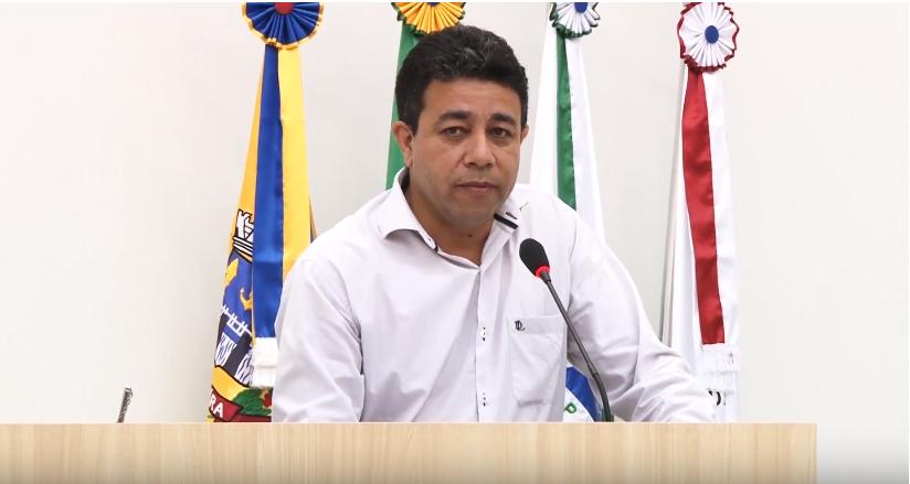 VEREADOR GILMAR PRESTOU HOMENAGEM A SENHORA INÊS GUIMARÃES ALTENHOFEN