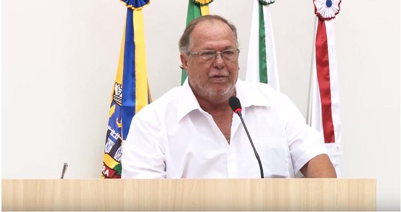 EDIL ALÉCIO MORONI RELATOU AS MELHORIAS QUE ESTÃO SENDO REALIZADAS NA VILA MALVINA