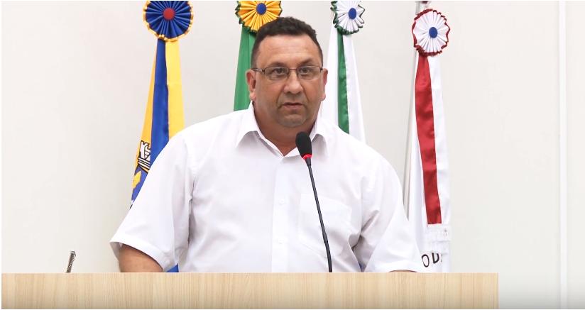 CONFIRA O PRONUNCIAMENTO DO VEREADOR CZERWONKA DURANTE A 37ª SESSÃO ORDINÁRIA DA CÂMARA MUNICIPAL DE GUAÍRA/PR