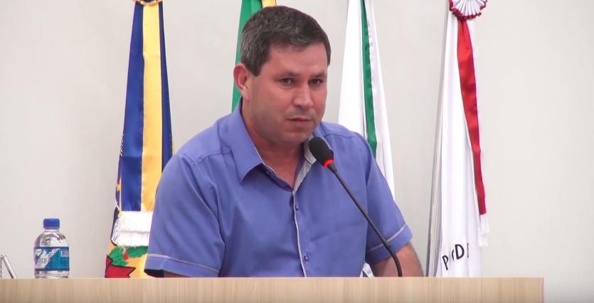 VEREADOR DESTACOU O INDICE DE 1,2% DE INFESTAÇÃO DO MOSQUITO DA DENGUE NO MUNICÍPIO