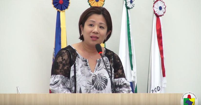 VEREADORA DESTACOU A 3ªCORRIDA RUSTICA DE GUAÍRA E INCENTIVO PARA NOVOS EMPREENDIMENTOS NO MUNICIPIO