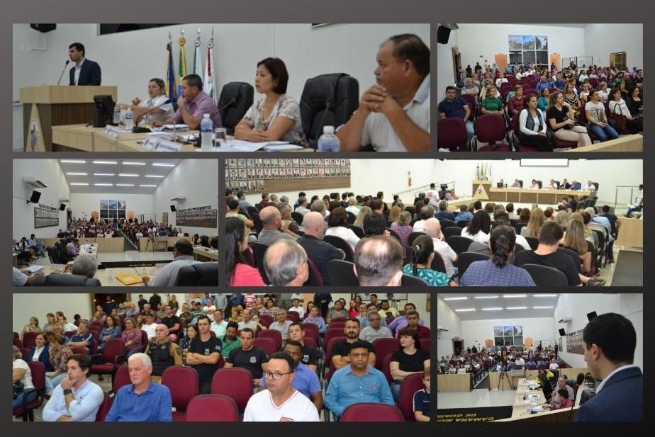 SAIBA QUAIS PROJETOS FORAM VOTADOS ONTEM (17) NA 18ª SESSÃO ORDINÁRIA