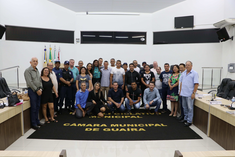 APROVADO EM 1ª VOTAÇÃO, A REORGANIZAÇÃO DAS CARREIRAS FUNCIONAIS DA GUARDA MUNICIPAL