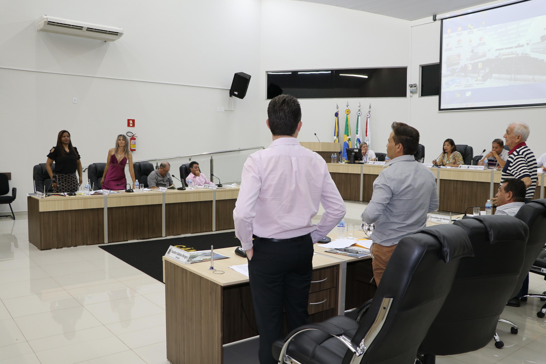 SAIBA O QUE FOI VOTADO NA 35ª SESSÃO ORDINÁRIA