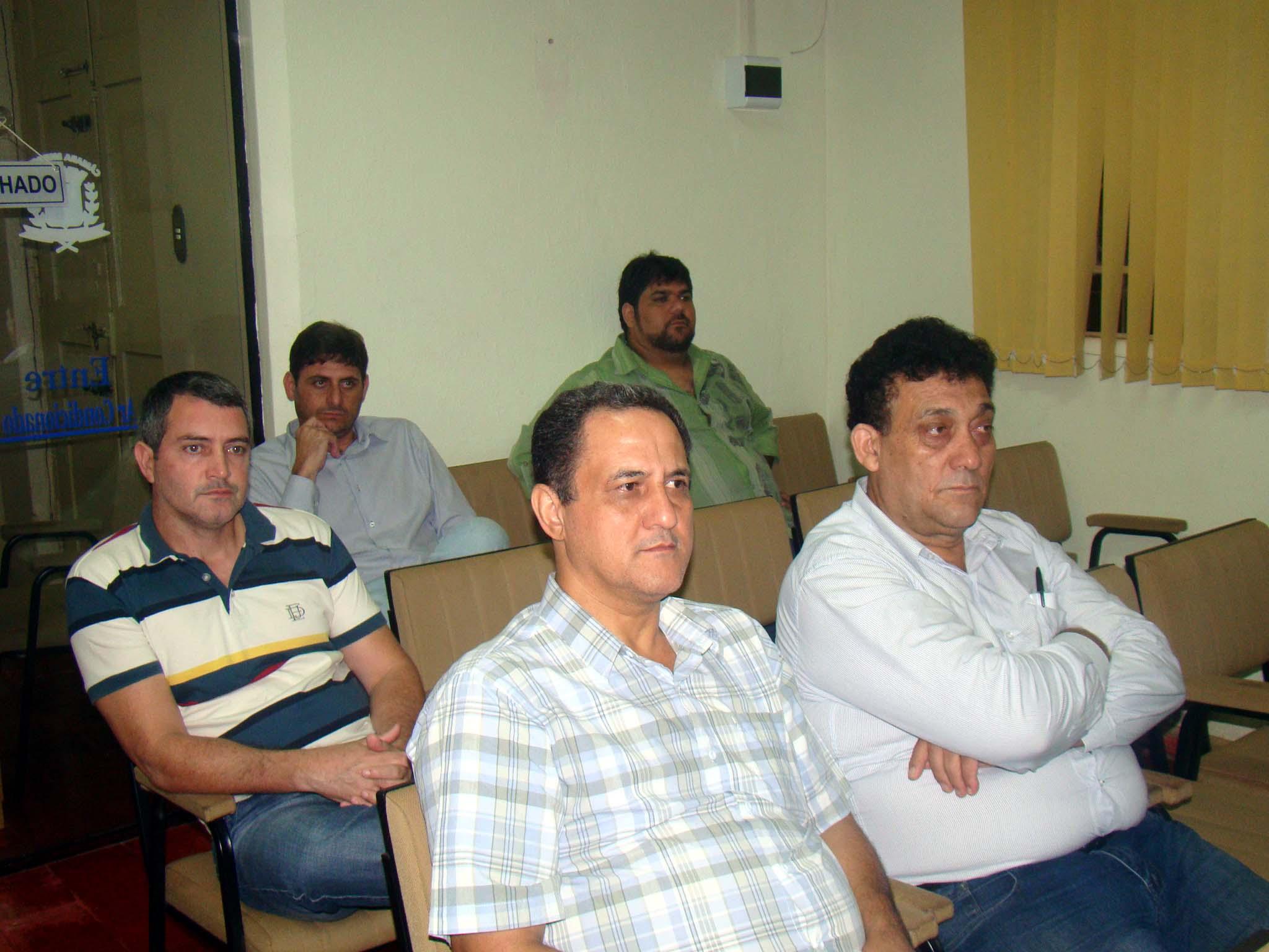 Audiência pública realizada no recinto da Câmara