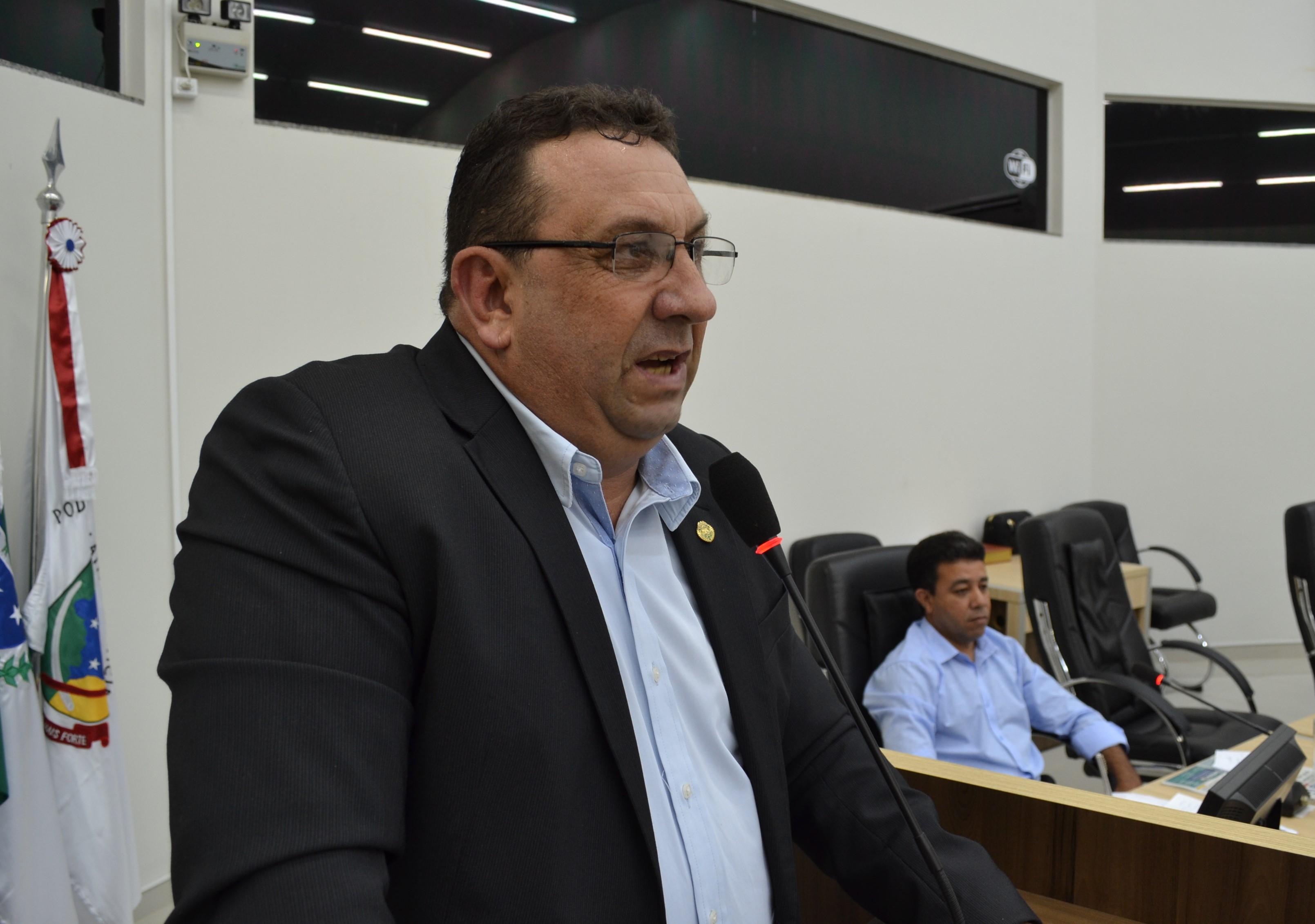 A participação das pessoas na política é um pedido do vereador Carlos Czerwonka