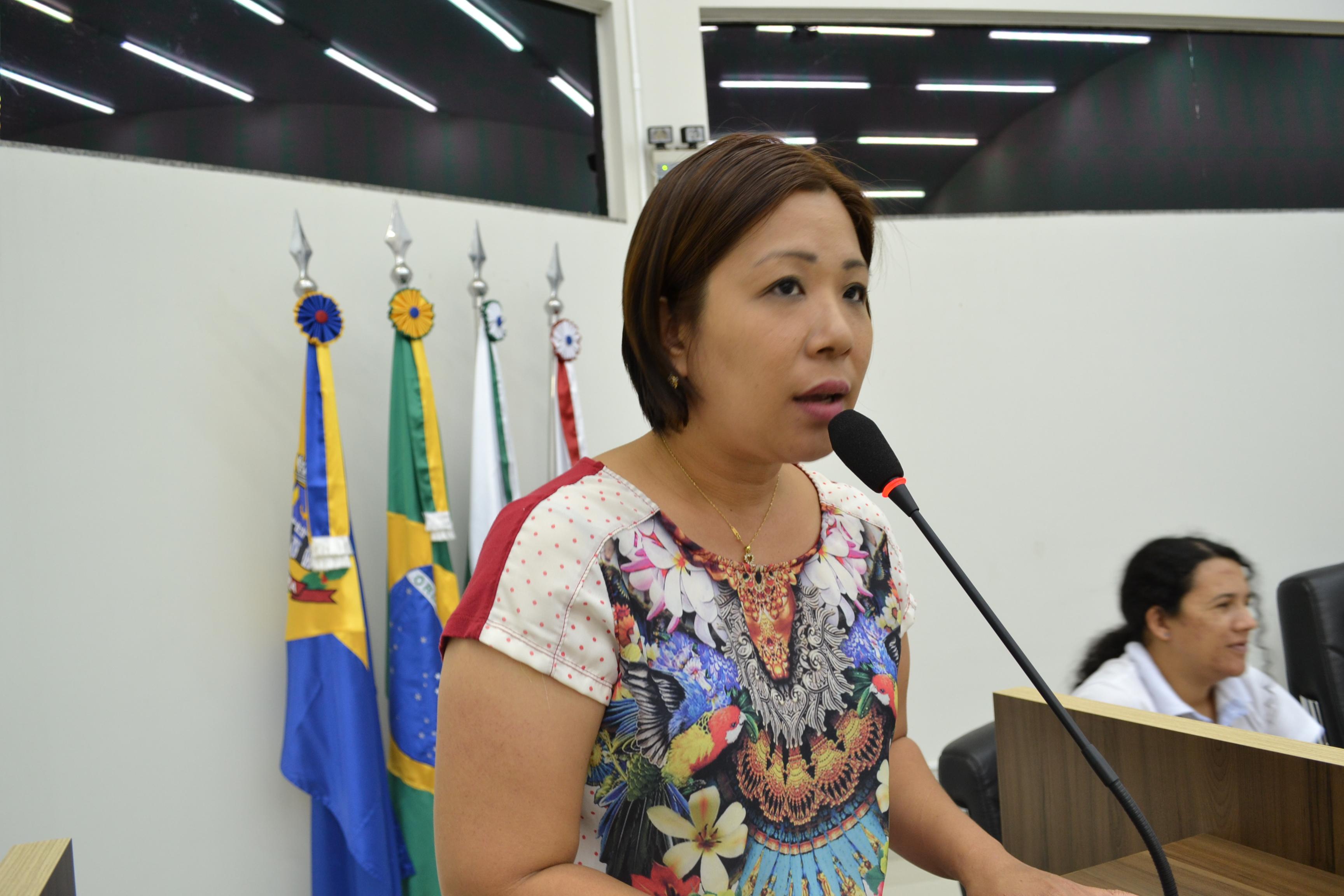 Vereadora Lumi indicou melhorias para as comunidades de São Domingos, Santa Paula e Caximbeiro