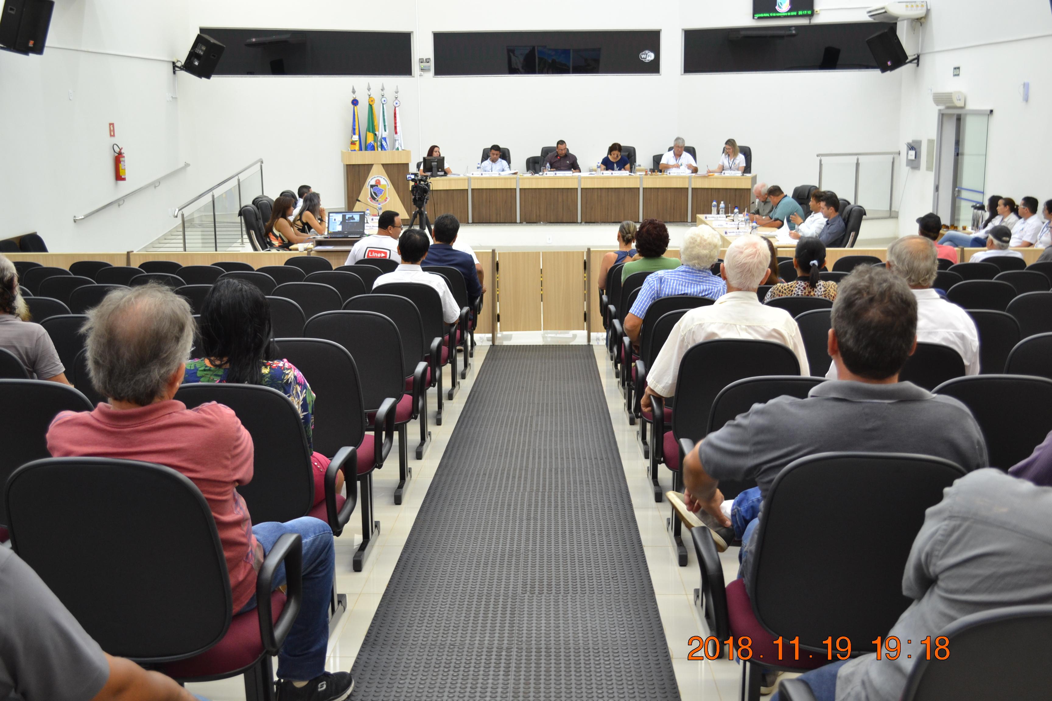 CÂMARA ENTRA EM RECESSO E APRESENTA BALANÇO DE 2018
