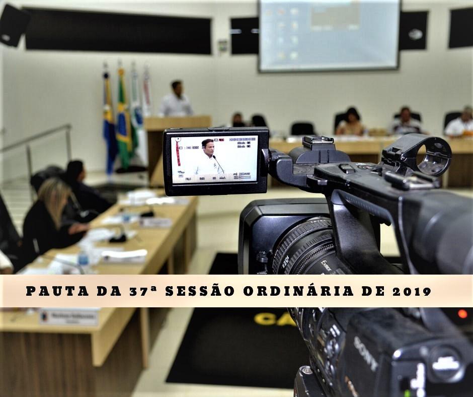 PENÚLTIMA SESSÃO ORDINÁRIA DO ANO TRAZ DIVERSAS DISCUSSÕES E VOTAÇÕES