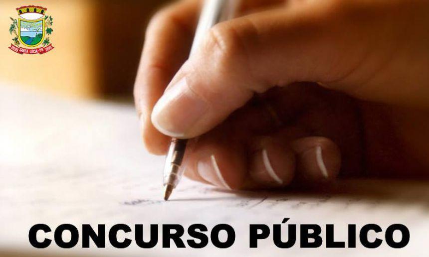 Nova Convocação do Concurso Público!