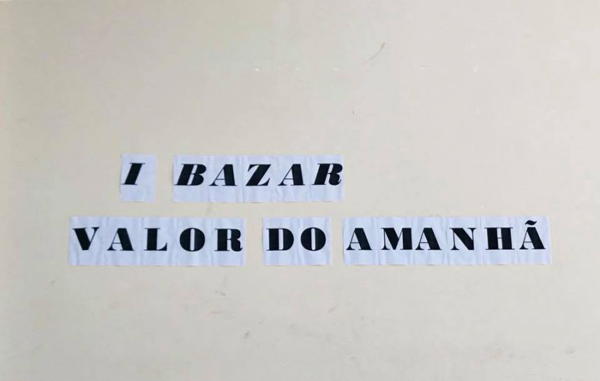 I Bazar valor do Amanhã