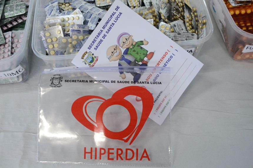 Hoje é dia de Hiperdia!