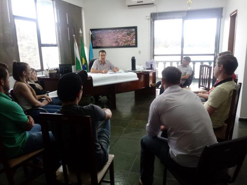 Reunião para definir algumas prioridades em nosso município!