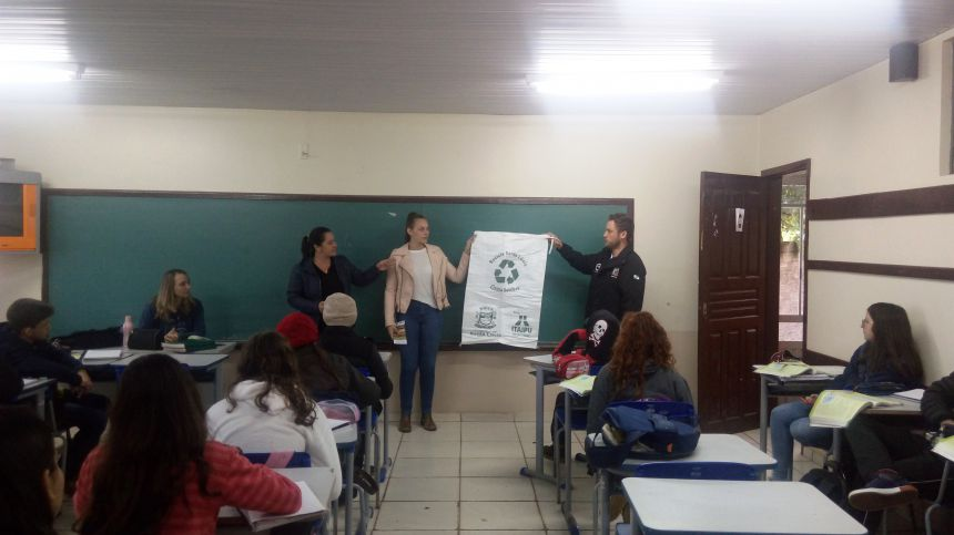 Projeto Recicla Santa Lúcia!!