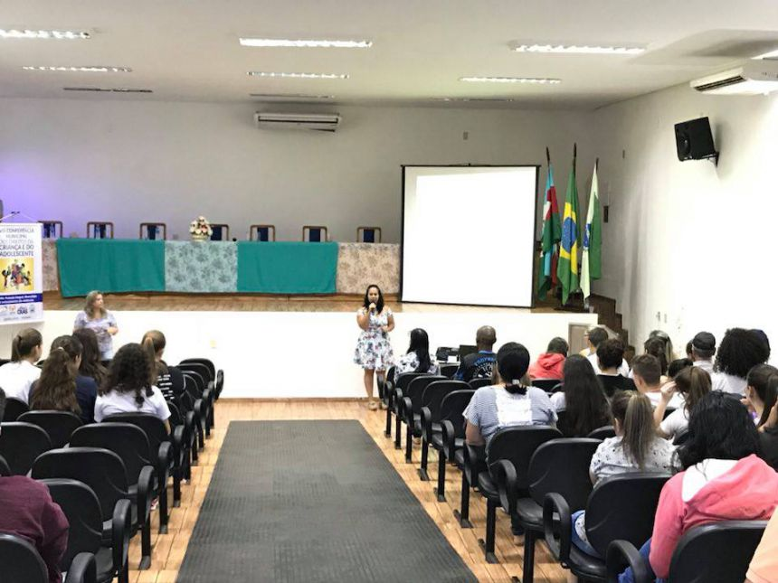 VIII Conferência Municipal dos Direitos da Criança e do Adolescente