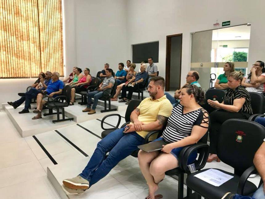 Audiência Publica referente ao 3° Quadrimestre de 2018