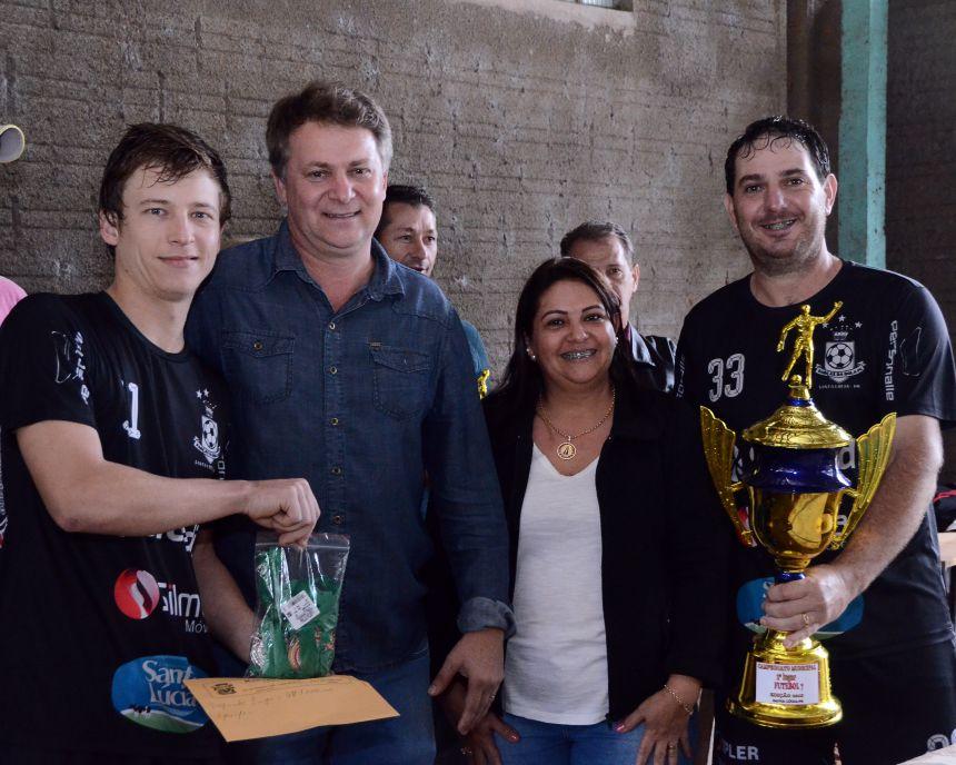 Final do Campeonato Municipal de Futebol Suíço