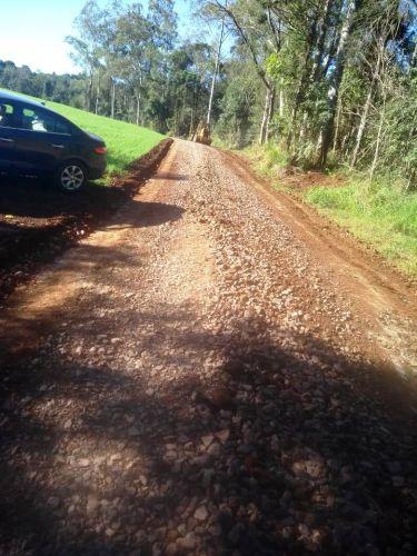 Estrada Rural Rua Fábio Fabian.