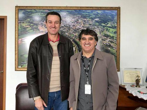 Reunião para implantação do Projeto Liderança Cívica no Município de Santa Lúcia