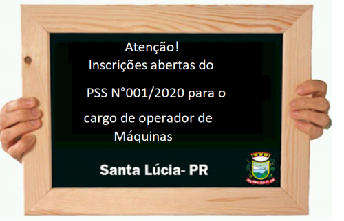 PSS 001/2020