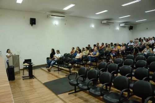 """""""IV Conferencia Municipal dos Direitos da Pessoa Idosa"""""""