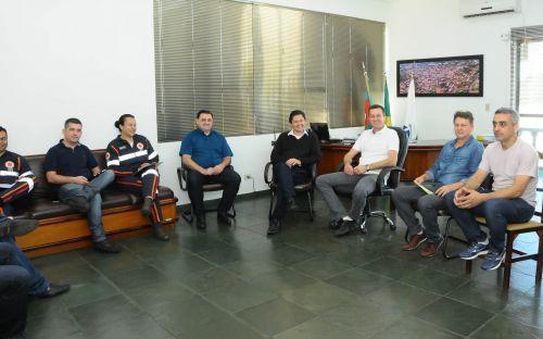 Diretores do Consamu realizam audiência no município de Santa Lúcia!