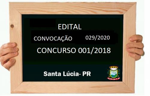 CONVOCAÇÃO CARLITO