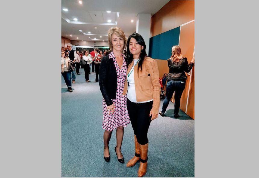 Expo Unimed em Curitiba a XII Conferência Estadual de Assistência Social
