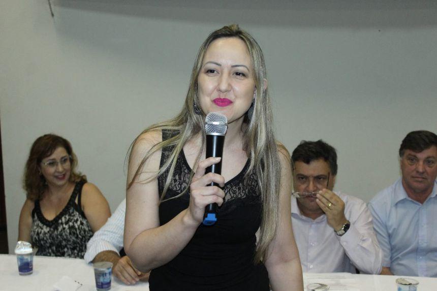 Entrega do selo Bronze a Unidade de Saúde Laércio Boscarioli de Guaiporã