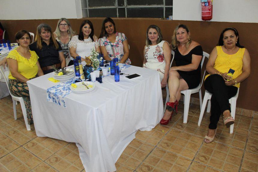 Jantar em comemoração ao Dia dos Professores