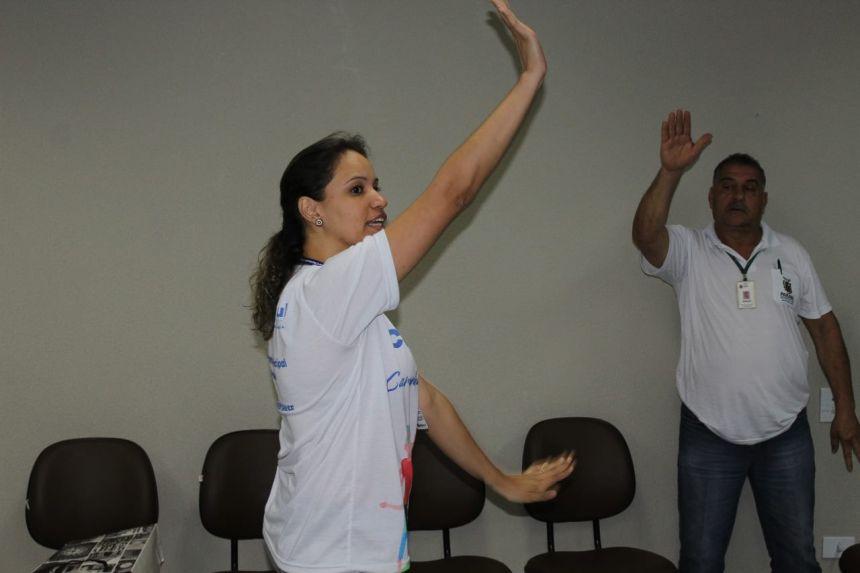 Capacitação para os profissionais e coordenadores de agentes de endemias de Cafezal do Sul, Alto Piquiri, Perobal, Iporã, Francisco Alves, Cruzeiro do Oeste e Brasilândia do Sul.