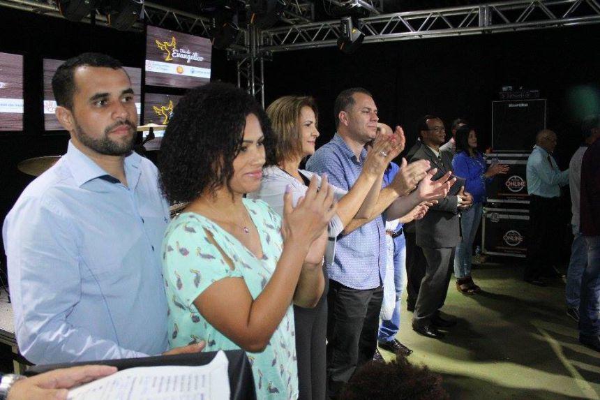 Show gospel em comemoração ao Dia do Evangélico