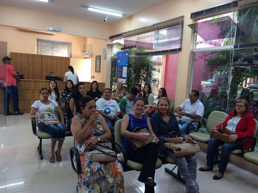 Grupo de cafezalenses doam sangue no Hemonúcleo de Umuarama