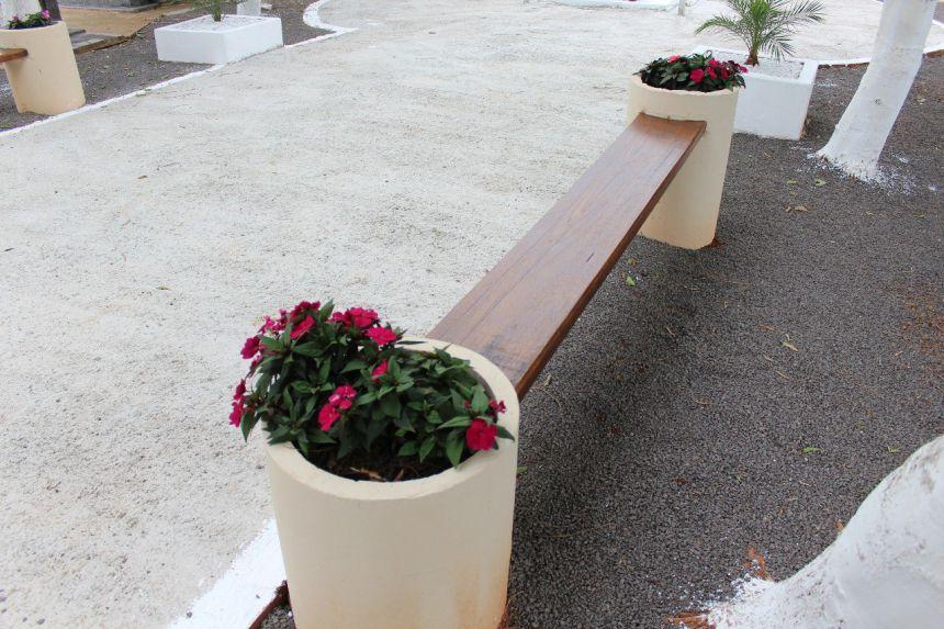 Melhorias no Cemitério Municipal