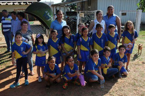 Semana Literária promovida- SESC de Umuarama