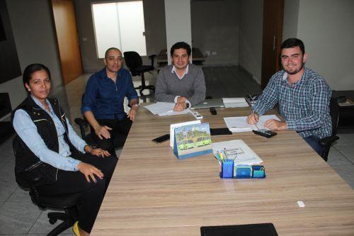 Colégio Estadual Tirantes terá muro construído com recurso da Fundepar