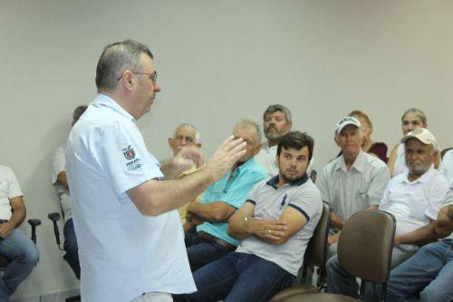 Segunda reunião da Microbacia Santo André.