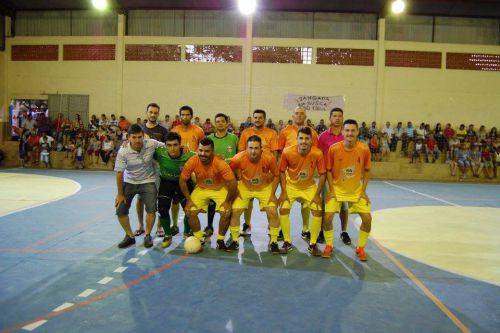 Final da X Copa Comércio Pratik Esportes