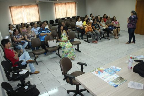Segunda reunião do Projeto Limpeza em Ação