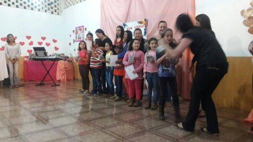 Escolas Municipais realizam homenagem às mães