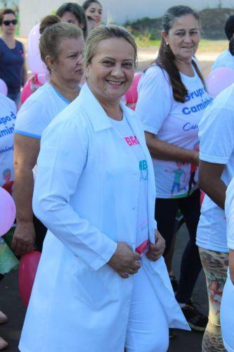 """""""No mesmo passo na luta contra o câncer"""""""