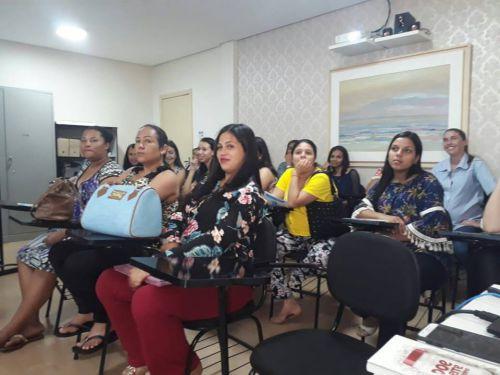 Projeto Gesta Vida visita a Maternidade do Norospar em Umuarama.